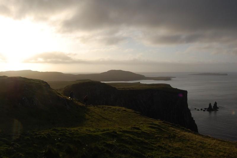 Mit der Simon bis zur Isle of Skye