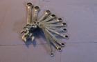 Schlüssel 6-19 mm (2x 10 mm und 13 mm)