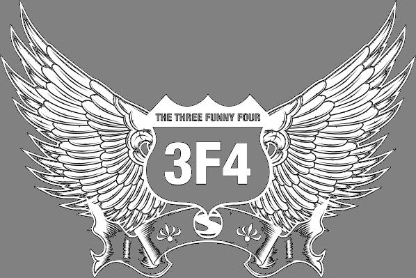 The Three funny Four